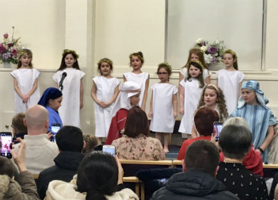 Friday Club Christmas Party & Nativity
